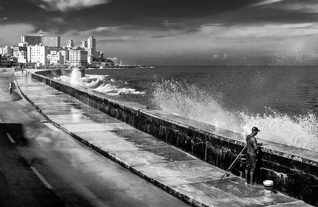 Cuba, Havana (Malecon) -2019