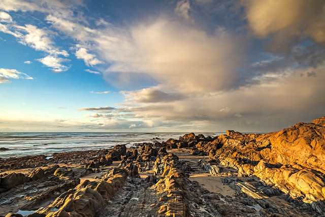 Pescadero Point Beach, CA