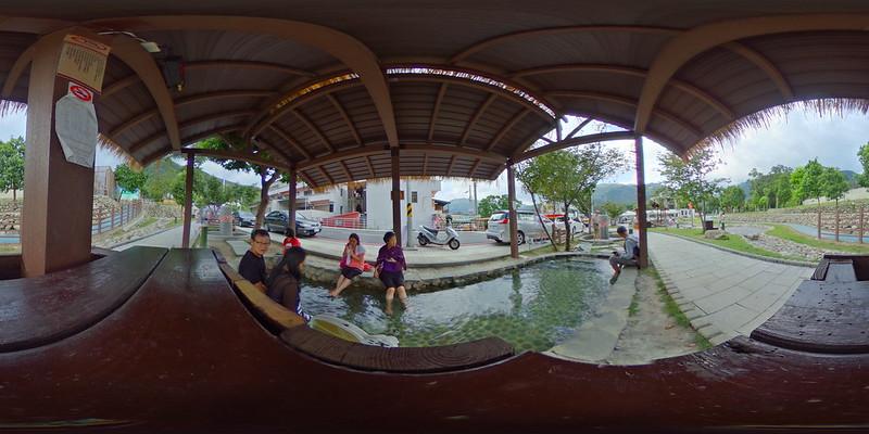 羅浮泡腳池