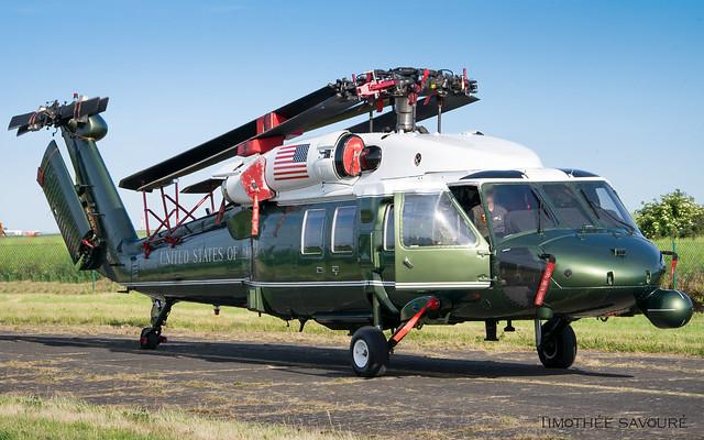 CFR   United States Marine Corps Sikorsky VH-60N White Hawk   163261