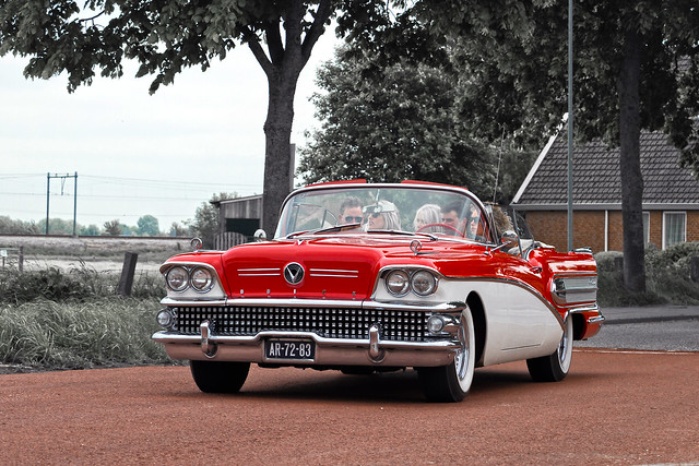 Buick Century Convertible 1958 (2932)