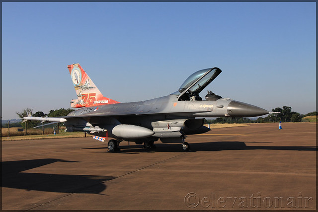 J-879 General Dynamics F-16AM Fighting Falcon Netherlands Royal Air Force