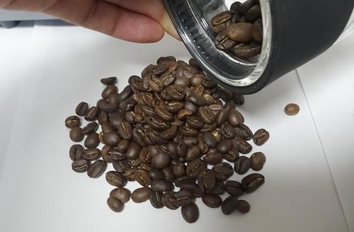 パナソニックの自宅コーヒー焙煎機・The Rosat(ザ・ロースト)