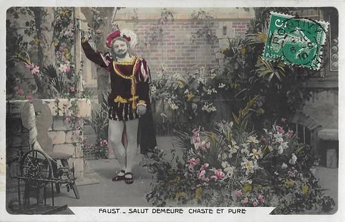 Faust (Alice Guy, Gaumont prob. 1905)
