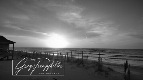 northcarolina nc portsmouthisland photography gregtrumpfheller blackwhite bw obx outterbanks