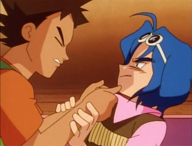 brock vs. Damian