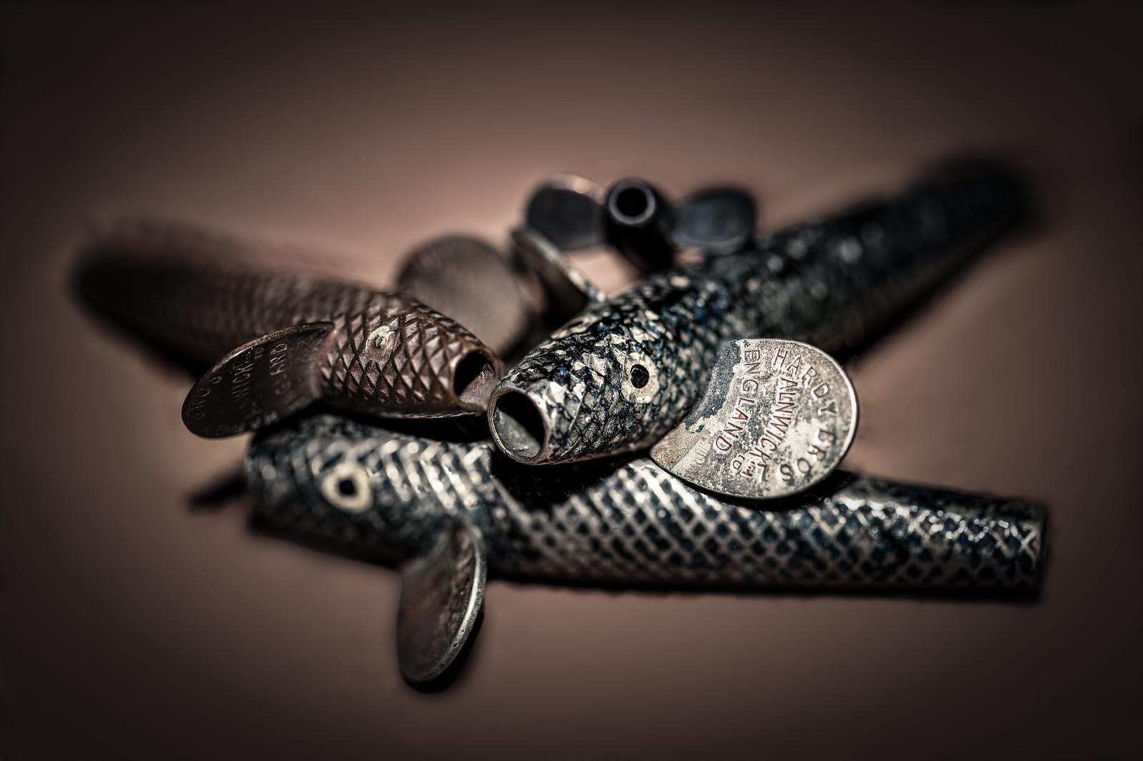 Hardy Devon fishing lure