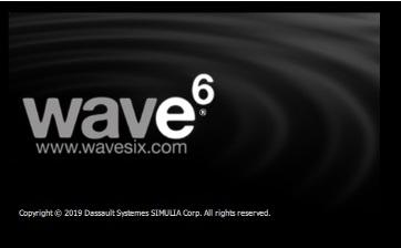 DS SIMULIA Wave6 x64 full