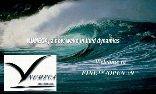 NUMECA FINE-Open 9.1 Win64 full