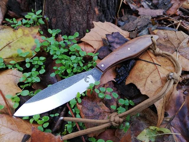 148. Canadian belt knife #23