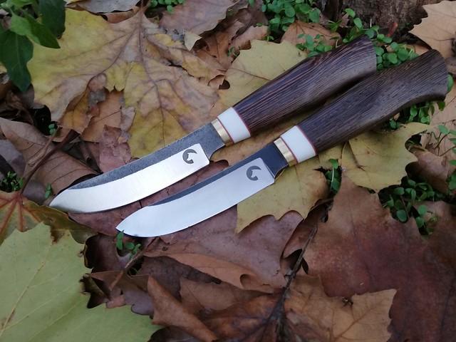 150. Hunting knives #22, #23