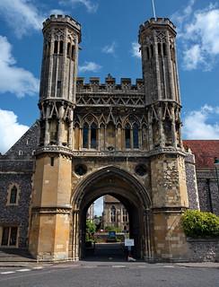 Fyndon's Gate, Canterbury