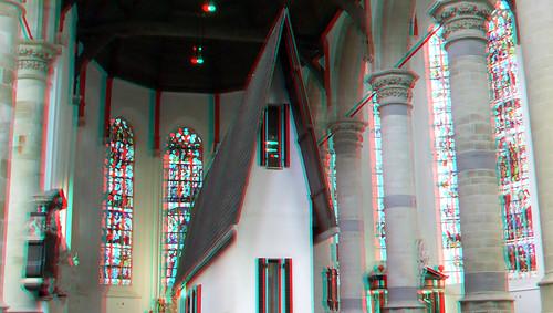 Narrow House by Erwin Wurm in Nieuwe Kerk Delft 3D