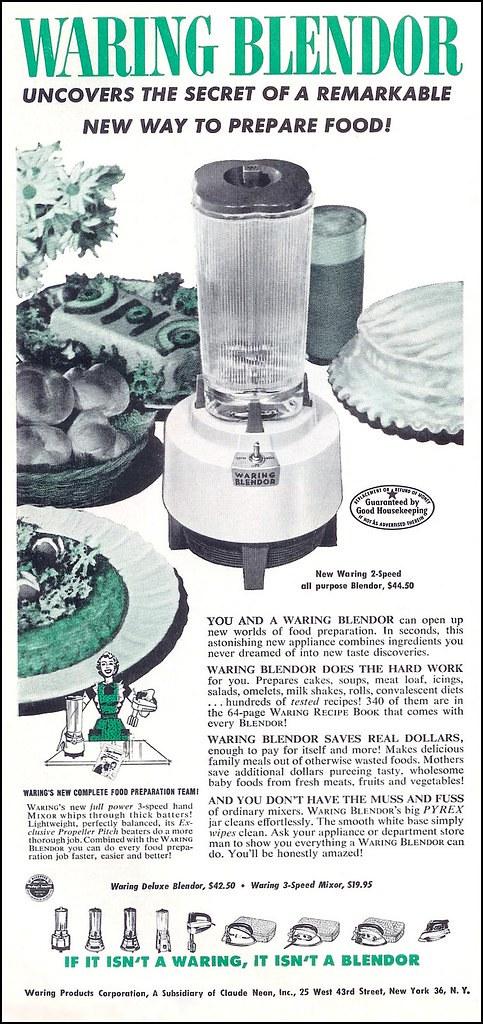 Waring 1953