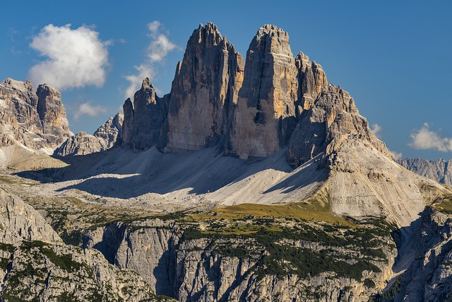*Late summer in the Dolomites*