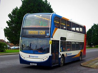 Stagecoach North East 19644 (SP60DSV) - 07-12-19