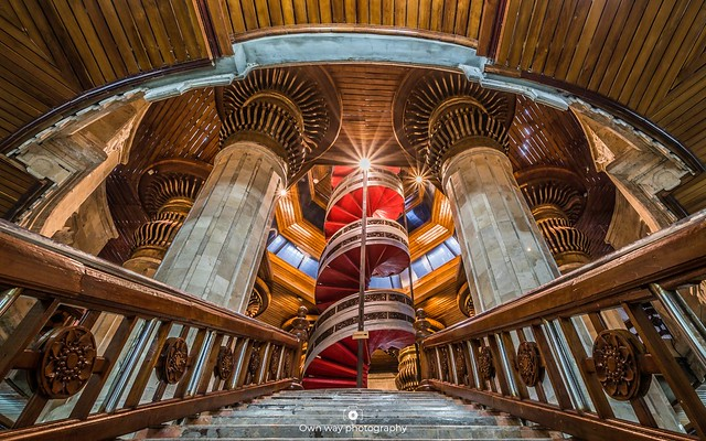 Stairways to...