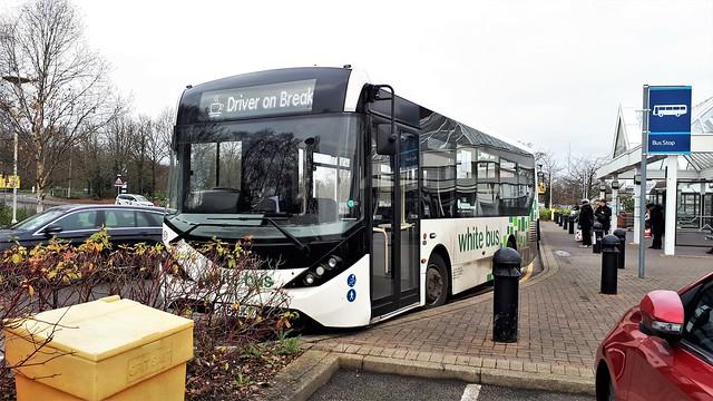 White Bus 57