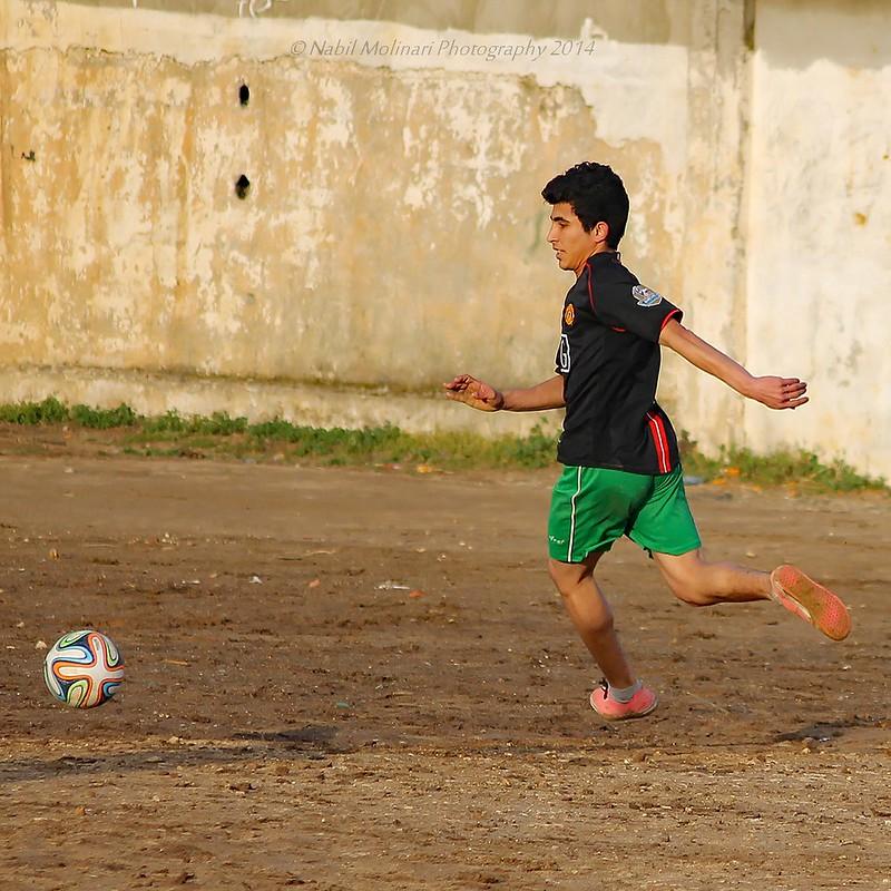 Sports : Neighborhood soccer