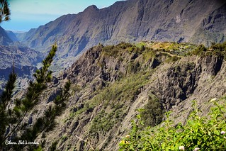 La Réunion. Cirque de Cilaos
