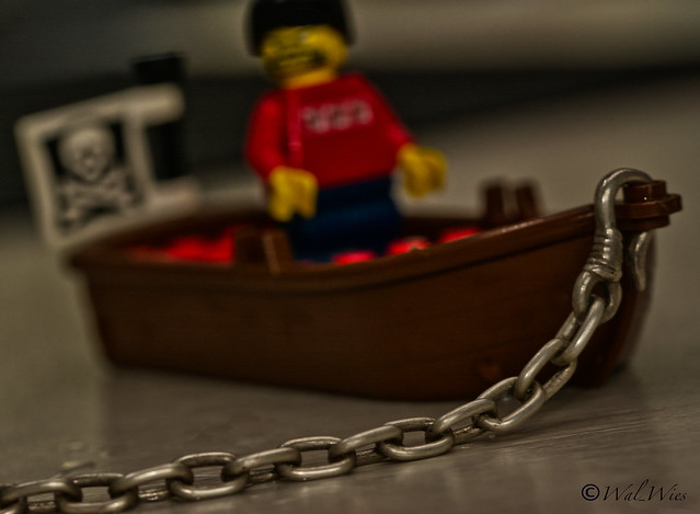 on the chain