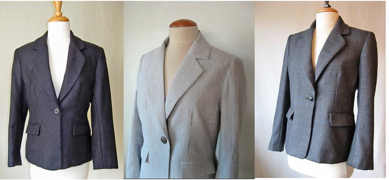 Vogue 3 jackets