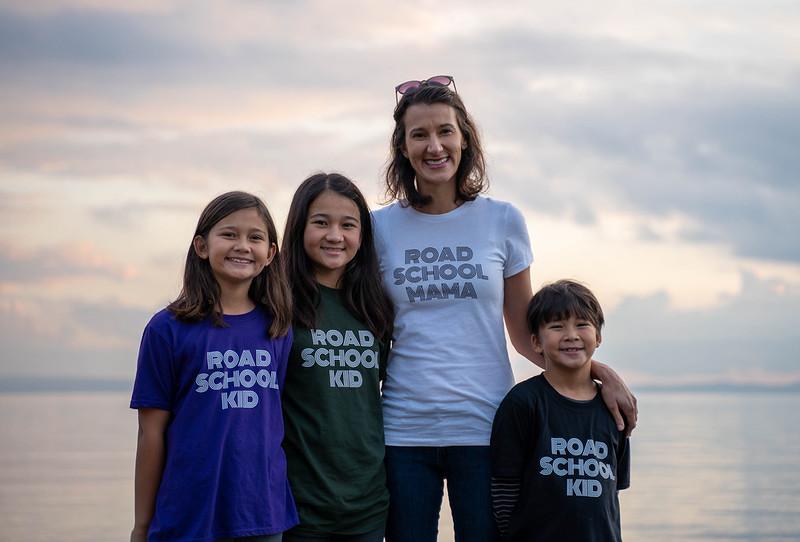 Roadschool Tee 2019