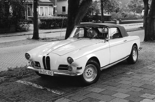 BMW 503 Cabriolet c.1958