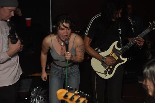 Scorpio Rising at Pourboy
