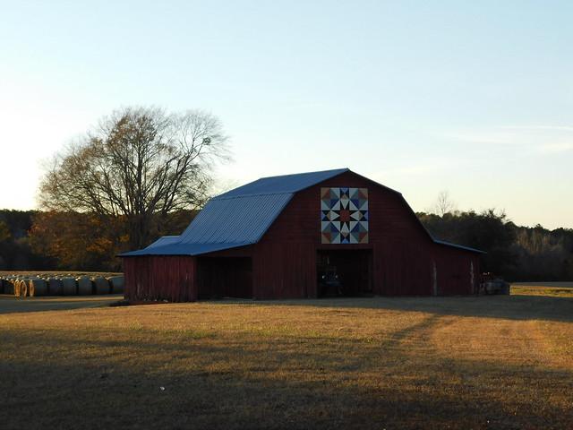 Alabama Barn Built