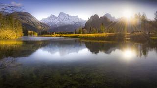 _DSC4259 Lake Almsee / Upper-Austria
