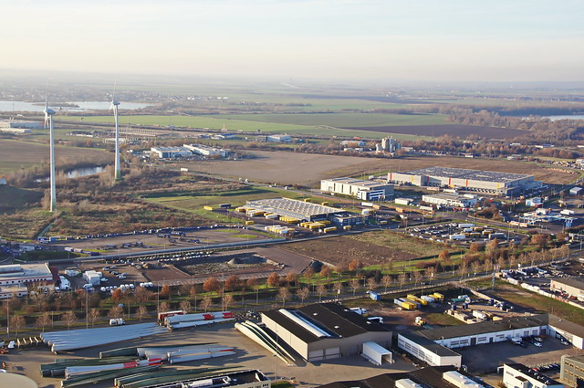 Industriegebiet - Magdeburg-Rothensee