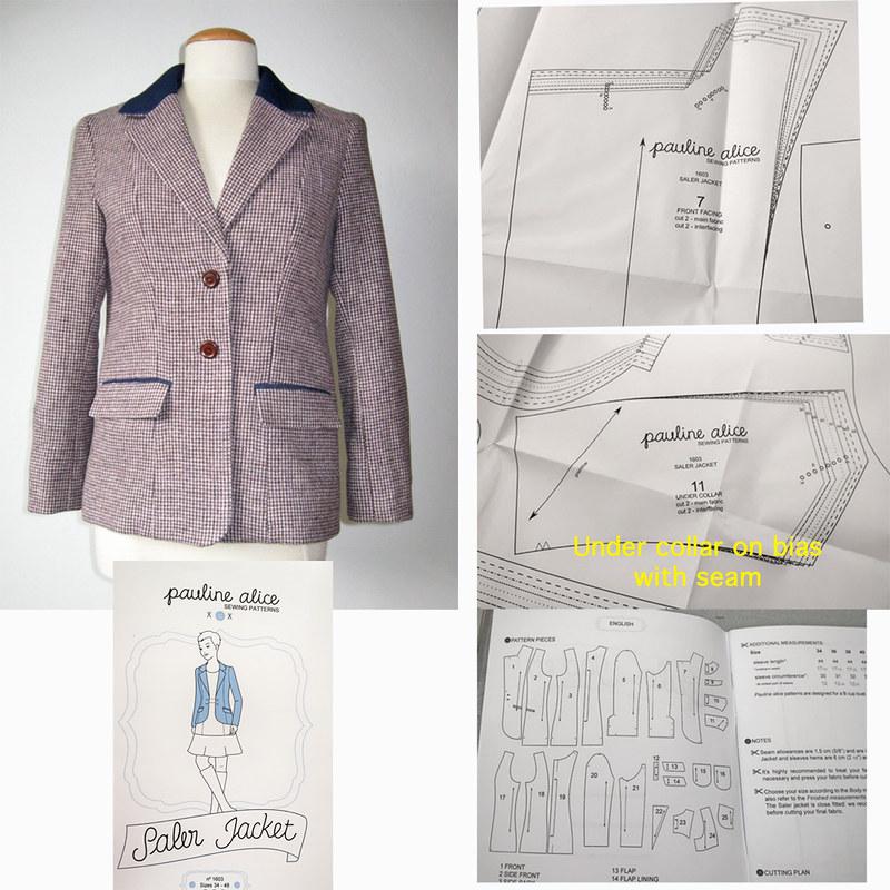 Saler jacket composite