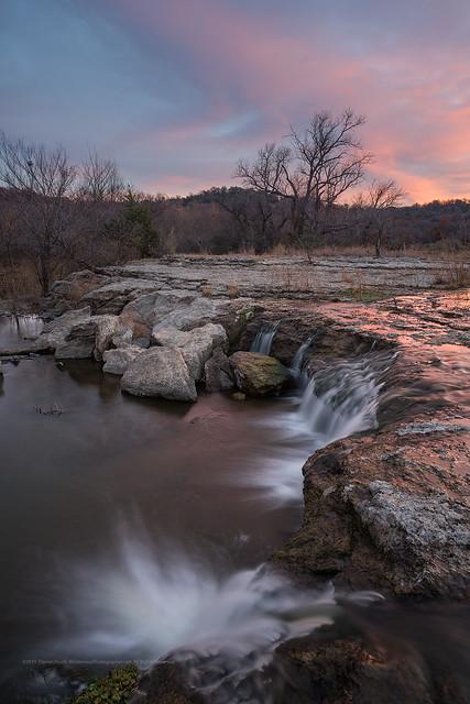 Sunrise on the West Fork