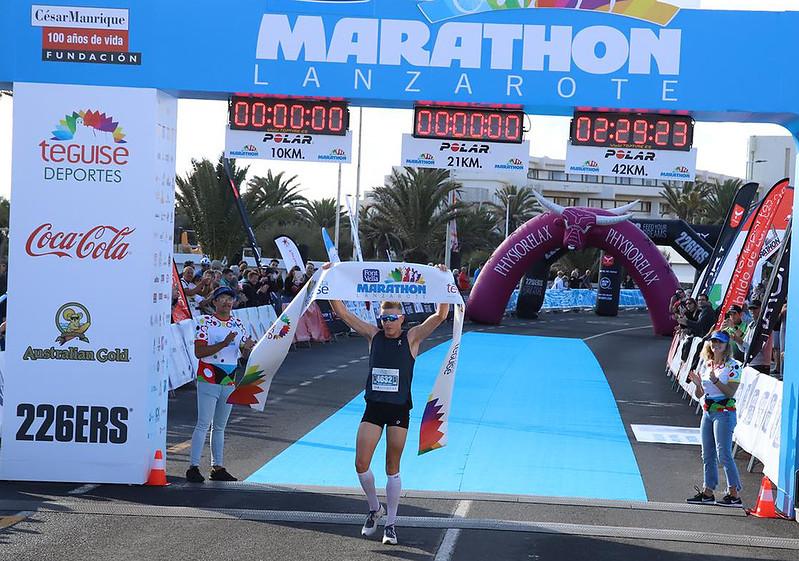 Meta, Lanzarote International Marathon 2019