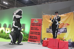 Lets sing the Fossil song #FossilofTheDay #COP25 DEC 7 - IMG_7055