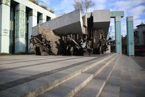 Monumento all'interruzione di Varsavia