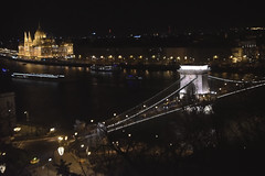 Budapest by night :