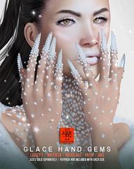 glace hand gems @ Fameshed