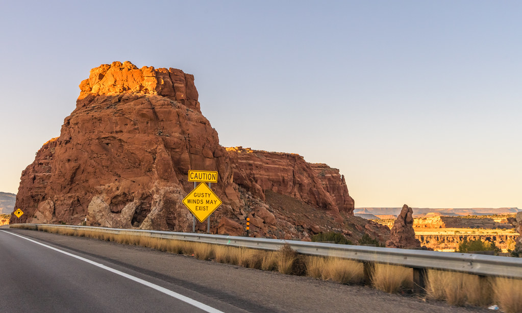 Road Trip in New Mexico