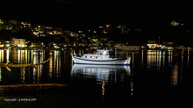 Elounda by Night