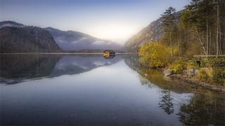 _DSC4275 Lake Almsee / Upper-Austria