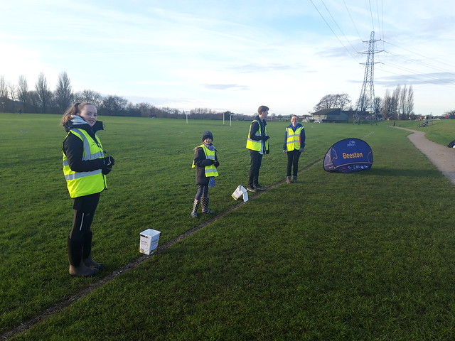 Beeston parkrun sat 7 December