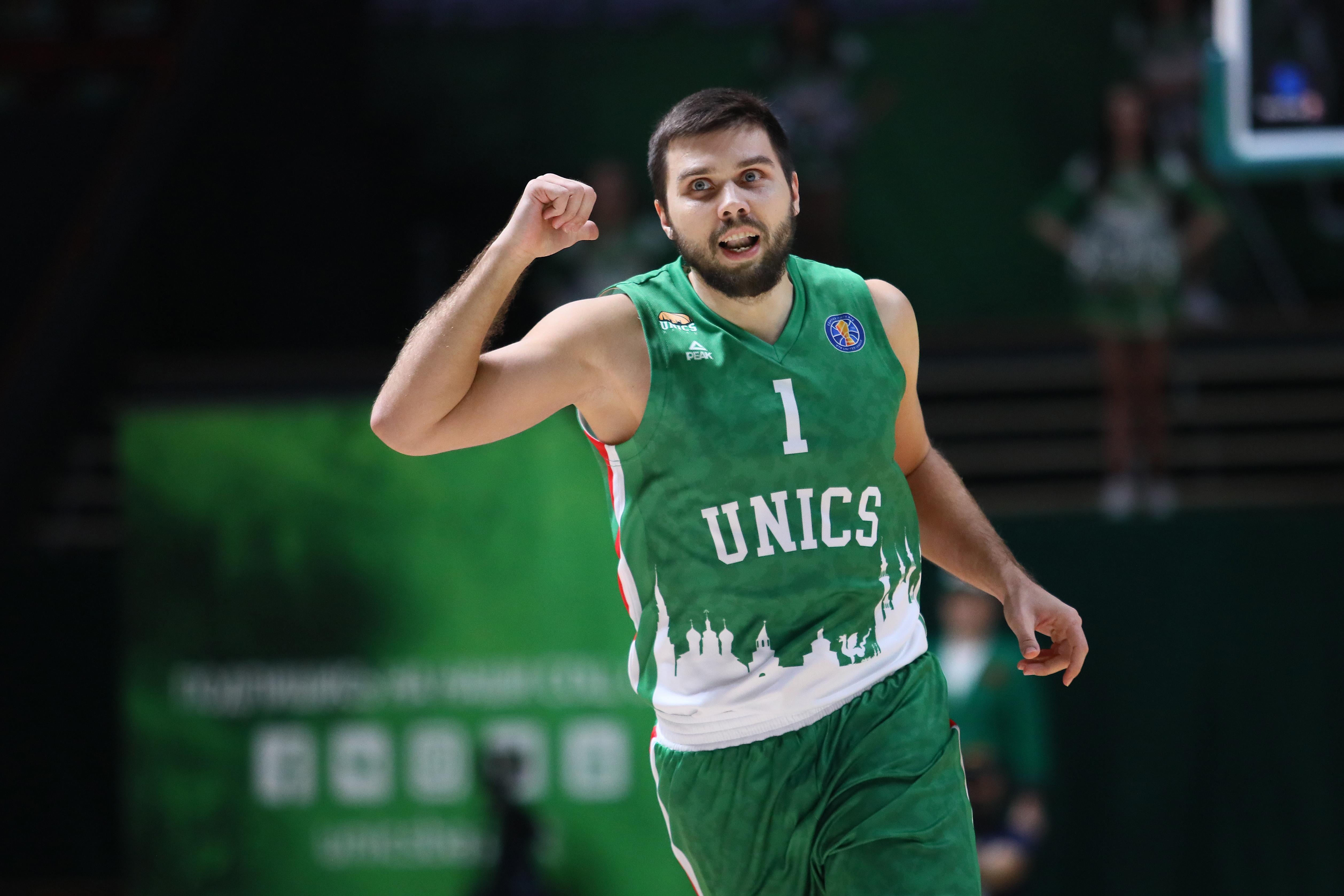07/12/2019 UNICS-Zielona Gora 86:73
