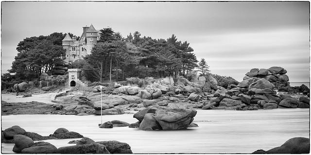 Île et châteaux de Costaeres