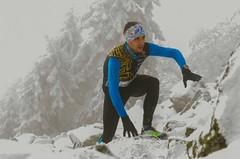 BĚŽELI JSME: Vmlze a sněhu dvakrát na Ještěd