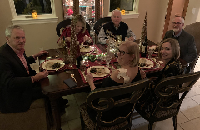 2019 Deterding Ranch Progressive Christmas Party