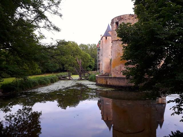 Château de Bannegon.