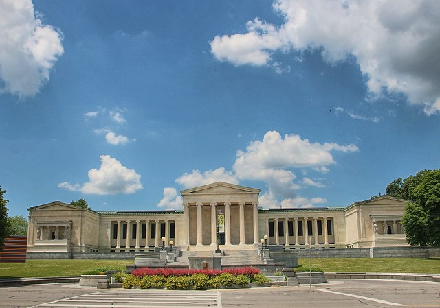 Buffalo New York  ~ Albright-Knox Art Gallery