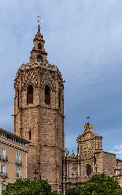 Valencia Cathedral (Panasonic Lumix S1 & Sigma DN 45mm f2.8 Prime)